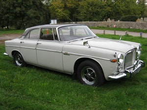 Picture of 1970 ROVER P5b COUPE 3.5 V8 AUTO. OWNED FOR 44 YEARS SOLD