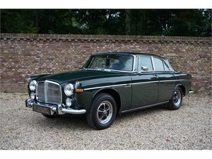 Picture of 1969 Rover P5B 3.5 Coupé 3 owner car from new For Sale