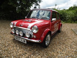 2000 Austin Rover Mini Cooper S Works AUTOGRAPHED For Sale (picture 1 of 6)