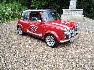 2000 Austin Rover Mini Cooper S Works AUTOGRAPHED For Sale (picture 2 of 6)