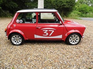 2000 Austin Rover Mini Cooper S Works AUTOGRAPHED For Sale (picture 3 of 6)