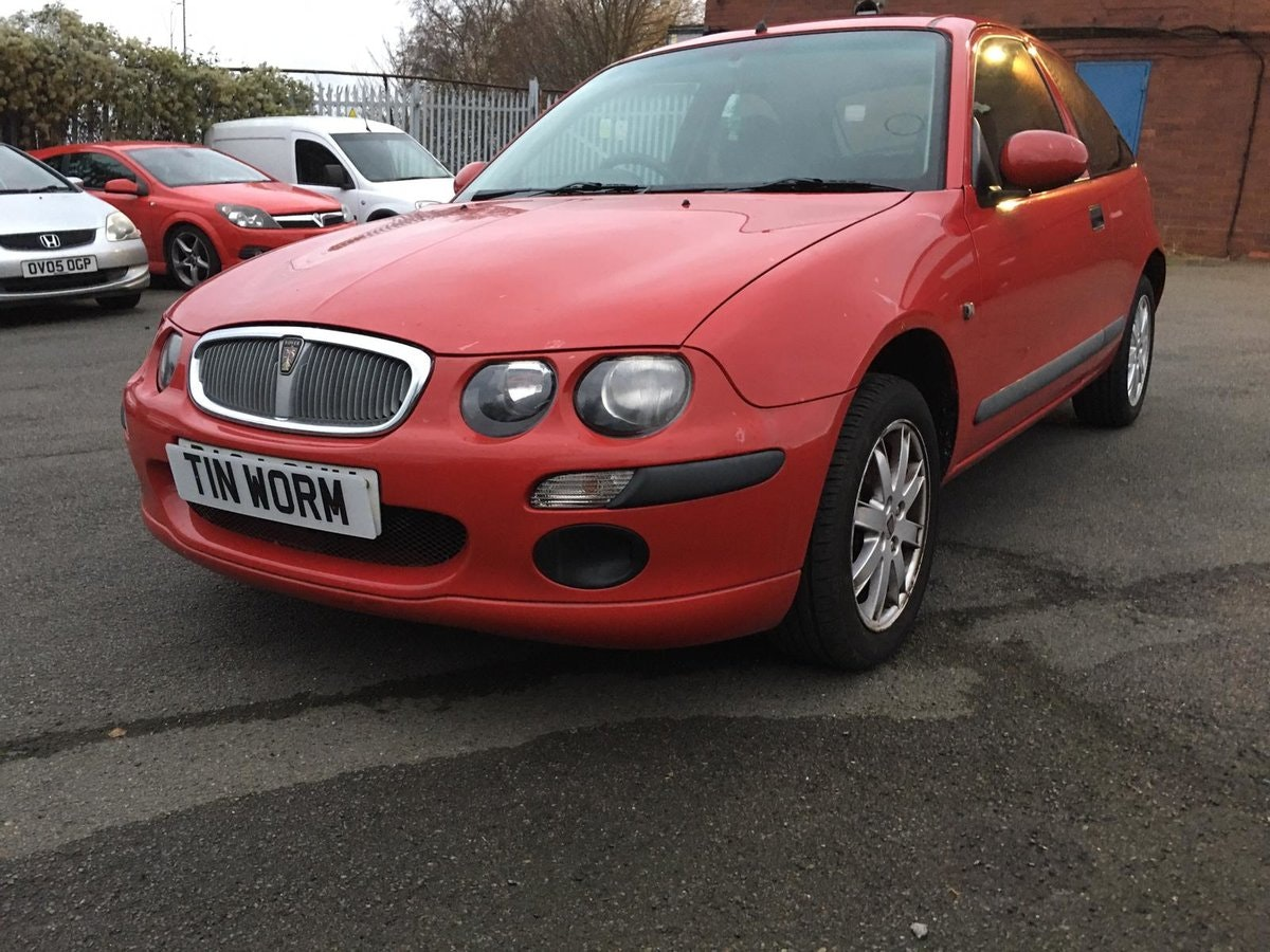 2004 Rover 25 Impression 3 with Manual Gearbox, 1.4 Petrol Engine For Sale (picture 2 of 6)