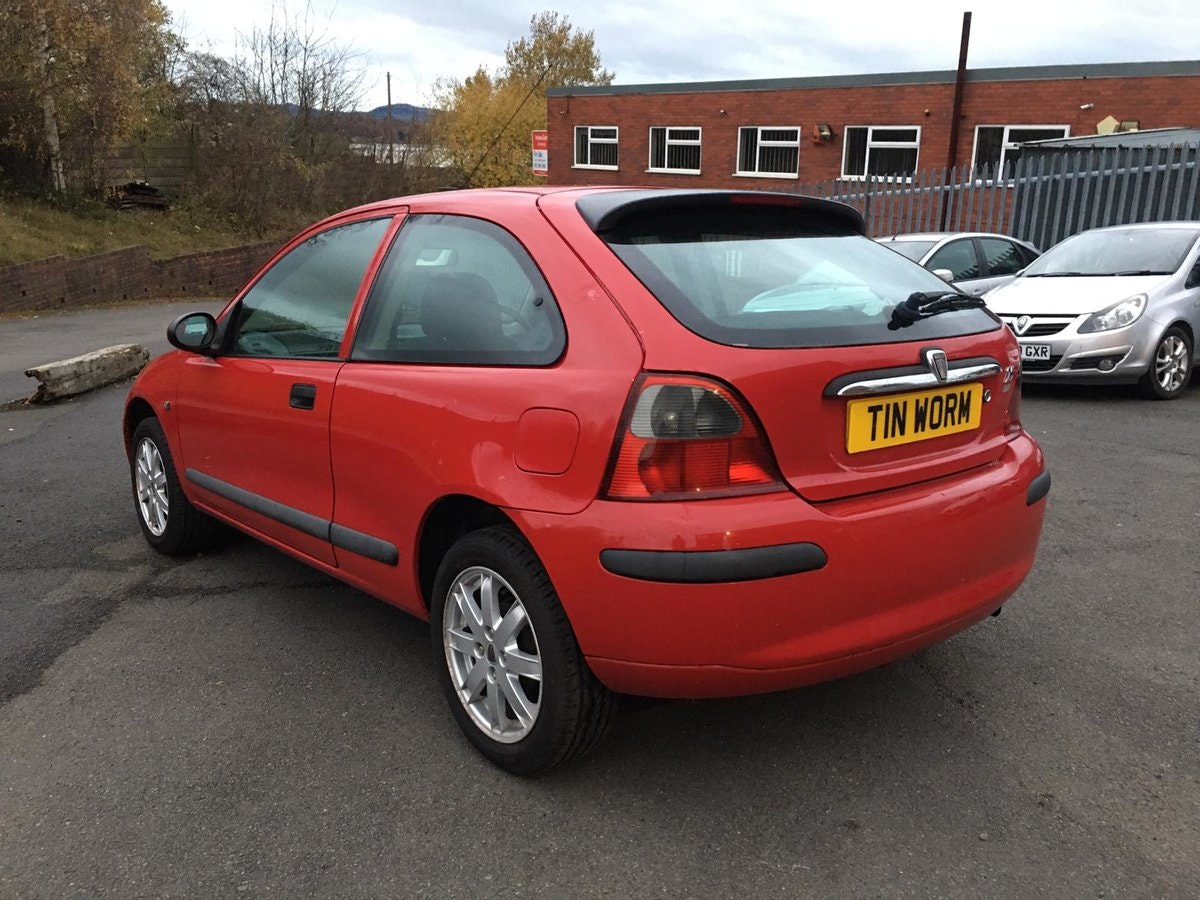 2004 Rover 25 Impression 3 with Manual Gearbox, 1.4 Petrol Engine For Sale (picture 4 of 6)