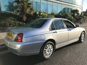 2006 ROVER 75 2.0 CDTI CLUB 1 OWNER FROM NEW 65k MILES For Sale (picture 5 of 10)