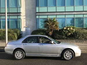 2006 ROVER 75 2.0 CDTI CLUB 1 OWNER FROM NEW 65k MILES For Sale (picture 6 of 10)