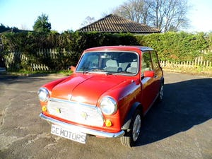 Mini Mayfair auto 1300 1996 only 19k SOLD (picture 1 of 6)