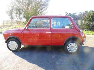Mini Mayfair auto 1300 1996 only 19k SOLD (picture 2 of 6)