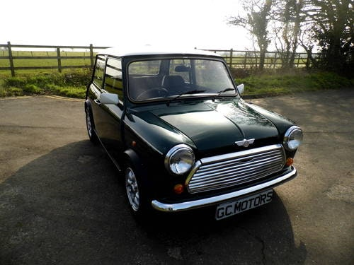 Rover Mini Cooper Classic 1990 with 8k For Sale (picture 1 of 6)