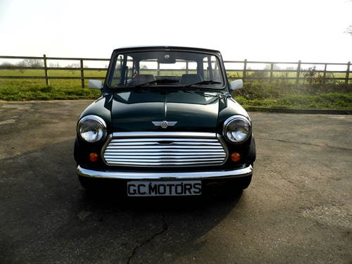 Rover Mini Cooper Classic 1990 with 8k For Sale (picture 2 of 6)