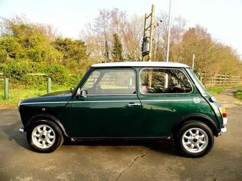 Rover Mini Cooper Classic 1990 with 8k For Sale (picture 3 of 6)