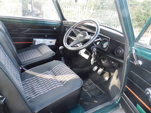 Rover Mini Cooper Classic 1990 with 8k For Sale (picture 4 of 6)