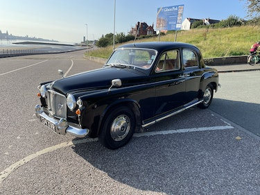 Picture of 1956 P4 Rover 75 BRITISH CLASSIC For Sale