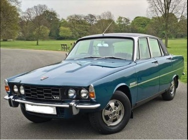 Picture of 1971 Rover P6 100 % RUST FREE For Sale