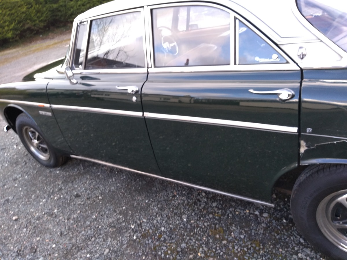 1972 Rover P5B Coupe 3.5L V8 For Sale (picture 5 of 12)