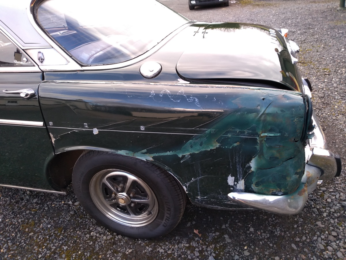 1972 Rover P5B Coupe 3.5L V8 For Sale (picture 6 of 12)