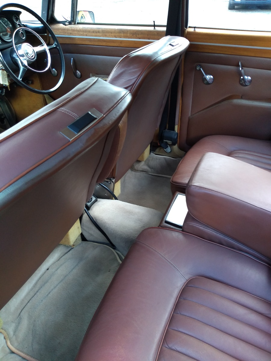 1972 Rover P5B Coupe 3.5L V8 For Sale (picture 8 of 12)