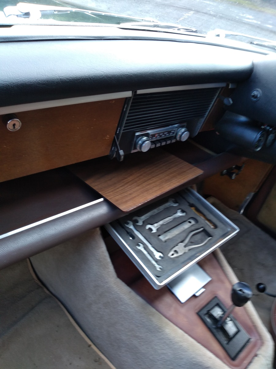1972 Rover P5B Coupe 3.5L V8 For Sale (picture 10 of 12)