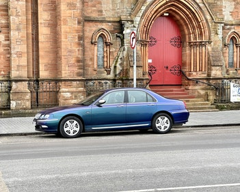 Picture of 2003 Rover 75 Connoisseur diesel Monogram Typhoon For Sale