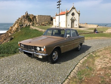 Picture of 1971 Rover P6 2000 TC For Sale