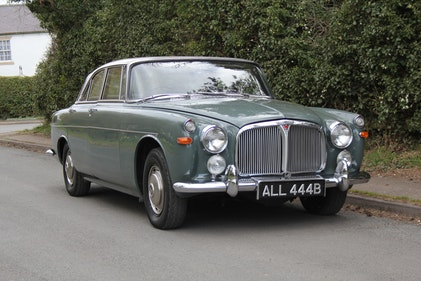 Picture of 1964 Rover P5 Coupe - 34650 Miles For Sale