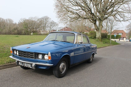 Picture of 1972 Rover P6 2000 SC - To be auctioned 30-07-21 For Sale by Auction
