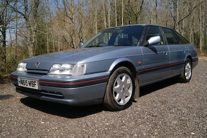 Picture of 1990 ONE OWNER ROVER 820SE MK1  49,750 MILES ONLY For Sale