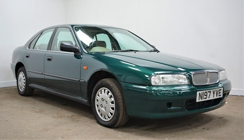 Picture of 1996 Rover 620CI For Sale by Auction