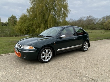 Picture of 1999 Rover 200 BRM Limited Edition For Sale
