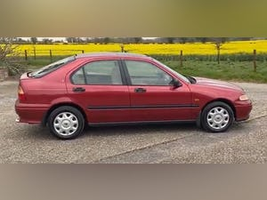 Outstanding Show Quality 1995 Rover 416i Hatchback For Sale (picture 1 of 10)
