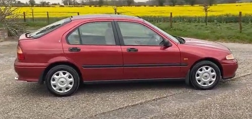 Picture of Outstanding Show Quality 1995 Rover 416i Hatchback For Sale