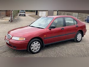 Outstanding Show Quality 1995 Rover 416i Hatchback For Sale (picture 4 of 10)