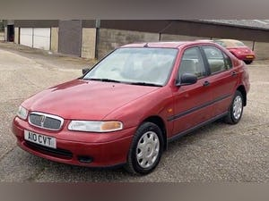 Outstanding Show Quality 1995 Rover 416i Hatchback For Sale (picture 5 of 10)