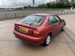 Outstanding Show Quality 1995 Rover 416i Hatchback For Sale (picture 8 of 10)