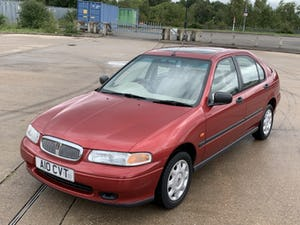 Outstanding Show Quality 1995 Rover 416i Hatchback For Sale (picture 9 of 10)
