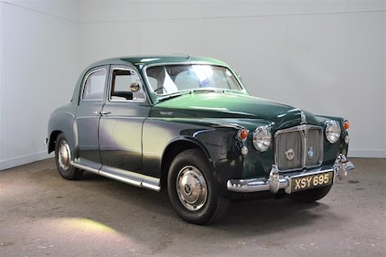 Picture of 1961 Rover P4 100 For Sale by Auction