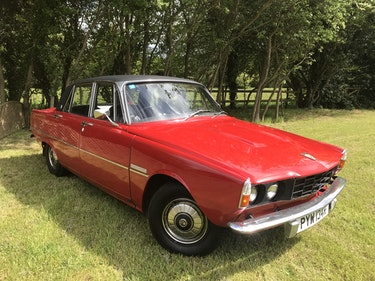 Picture of 1977 Rover P6 2200 sc auto with only 29000 miles For Sale