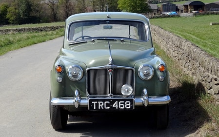 Picture of 1960 ROVER 100 ORIGINAL AND GENUINE AND FULL OF CHARACTER For Sale