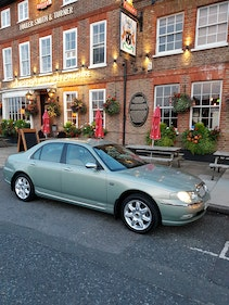 Picture of 2001 36000 miles moonstone green R75 in mint condition For Sale