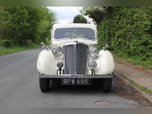 1937 Rover P2 16 Saloon For Sale (picture 2 of 19)
