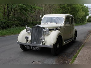 1937 Rover P2 16 Saloon For Sale (picture 3 of 19)