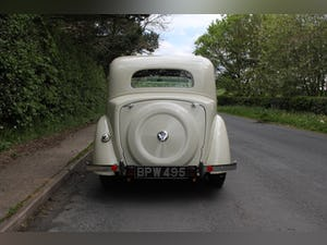 1937 Rover P2 16 Saloon For Sale (picture 5 of 19)