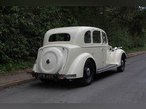1937 Rover P2 16 Saloon For Sale (picture 6 of 19)