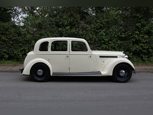 1937 Rover P2 16 Saloon For Sale (picture 7 of 19)