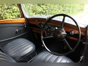 1937 Rover P2 16 Saloon For Sale (picture 8 of 19)