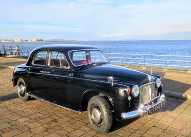 Picture of 1961 Outstanding original low mileage Rover P4 '80; Overdrive. For Sale