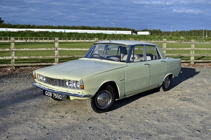 Picture of 1966 Rover p6 2000 For Sale