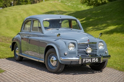 Picture of 1950 Rover P4 75 Cyclops - Auction July 6th For Sale