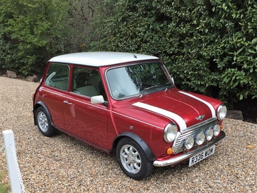 Picture of 1998 Rover Mini 1.3i Cooper For Sale by Auction