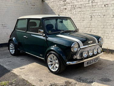 Picture of 2000 Rover Mini John Cooper 40LE For Sale by Auction
