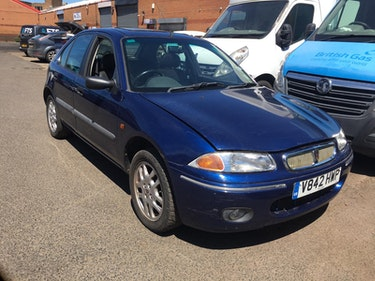 Picture of 1 owner,1999 Rover 216 s 1598 petrol automatic 4 door saloon For Sale